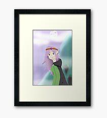 Magic Elf Framed Print