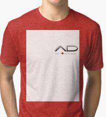 Aardvark T-shirt - Dance. Tri-blend T-Shirt