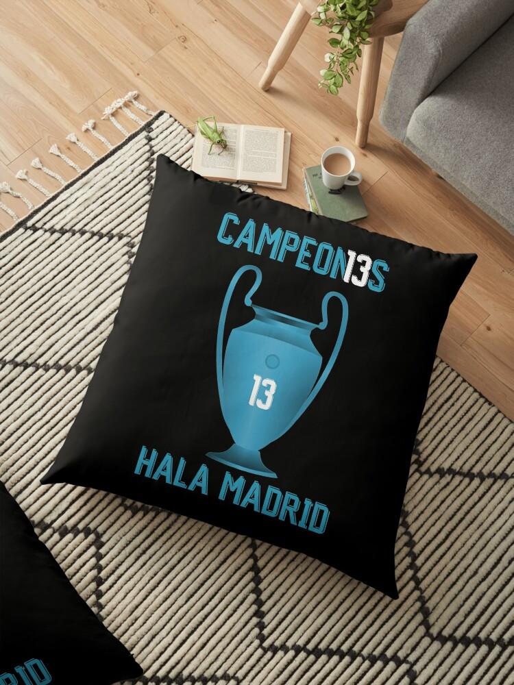 Champions Real Madrid 2018 black\