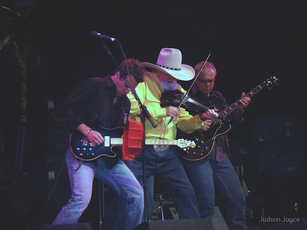 Charlie Daniels Band by Judson Joyce
