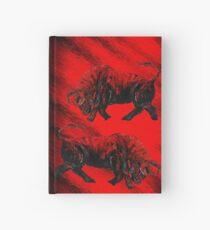 RED BULLS  Hardcover Journal