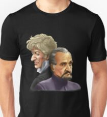 The Doctor and the Master Unisex T-Shirt