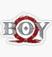 God of War : Boy Sticker
