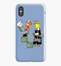 Breaking Beaker iPhone Case