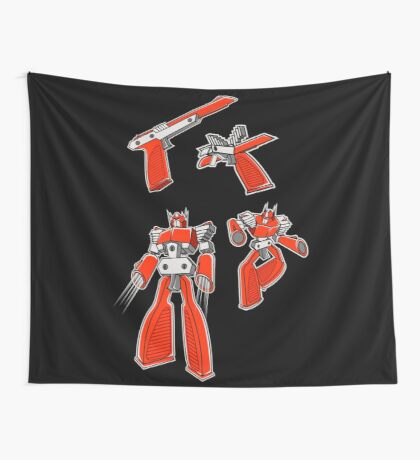 Z.A.P Wave Wall Tapestry