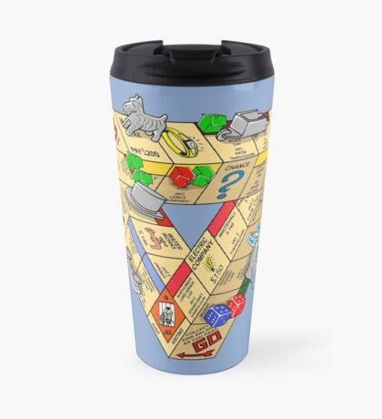 The Impossible Board Game Travel Mug