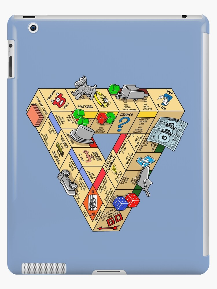 The Impossible Board Game by zomboy