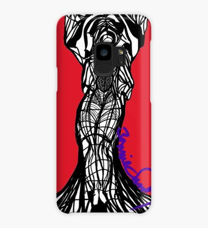 Woman Within2 Case/Skin for Samsung Galaxy