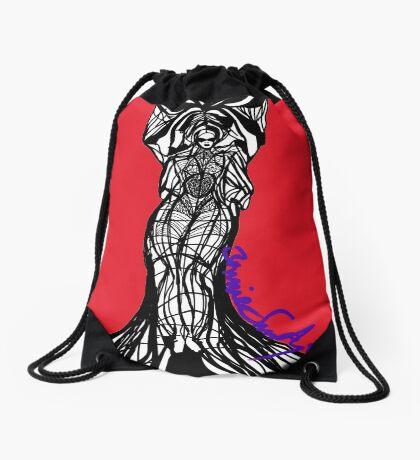 Woman Within2 Drawstring Bag