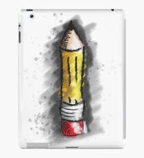 Pencil Art iPad Case/Skin