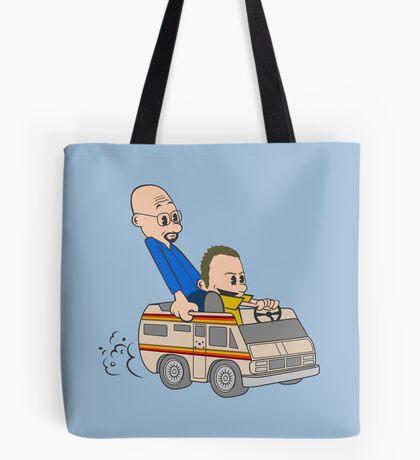 Jesse & Mr White Tote Bag