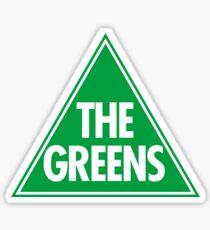 Logo of Australian Greens  Sticker