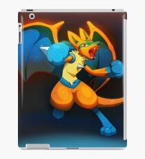 LUCARIZARD iPad Case/Skin