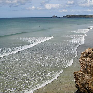 Perranporth, Cornwall by lovebitten
