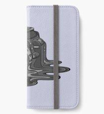 Camera Melt iPhone Wallet/Case/Skin