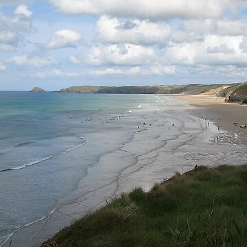 Perranporth, Cornwall  no.3 by lovebitten