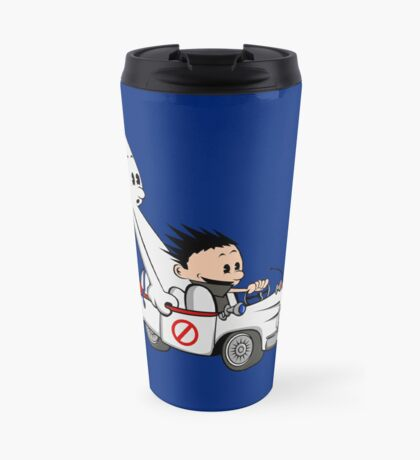Who You Gonna Call GB? Travel Mug
