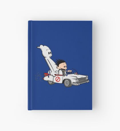Who You Gonna Call GB? Hardcover Journal