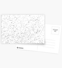 Dusty marble grunge texture Postcards
