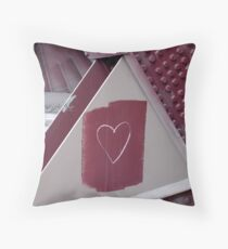 Bridge HeArt Throw Pillow