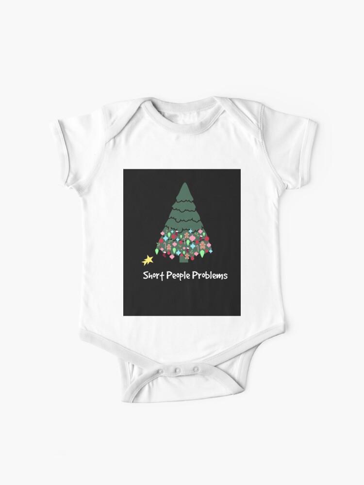 Bbay Not Midget Short Sleeve Baby//Toddler T-Shirt Dwarf Funny