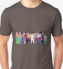 Camiseta ajustada Bob Esponja El elenco musical