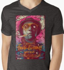 Fear and Loathing in Las Vegas Men's V-Neck T-Shirt