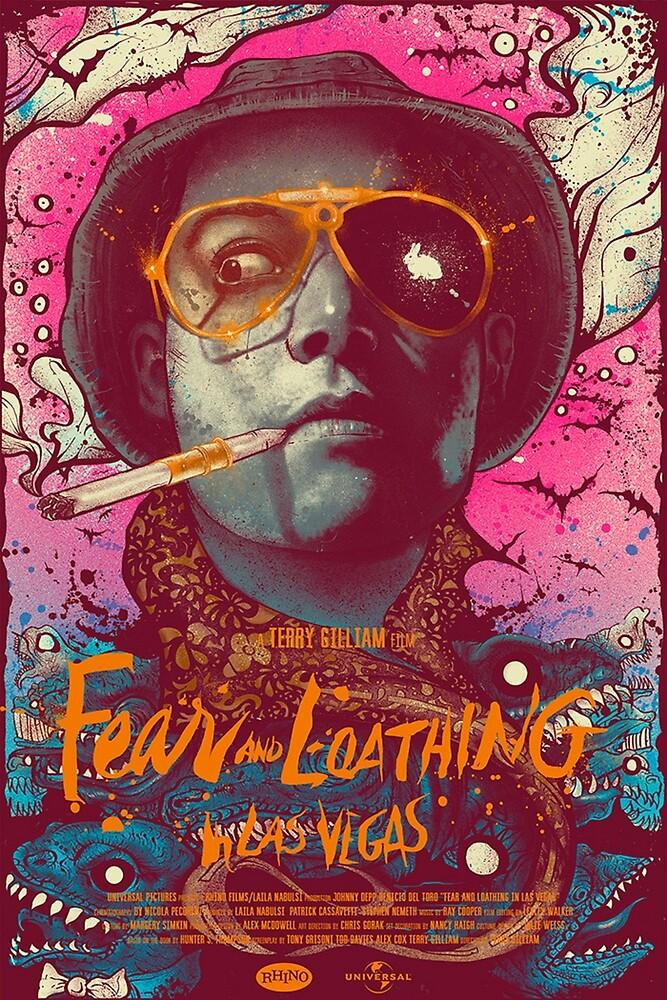 Fear and Loathing in Las Vegas by Biff85