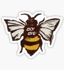 BOY BYE - BEE Sticker