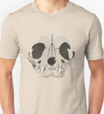 Catskull. Unisex T-Shirt
