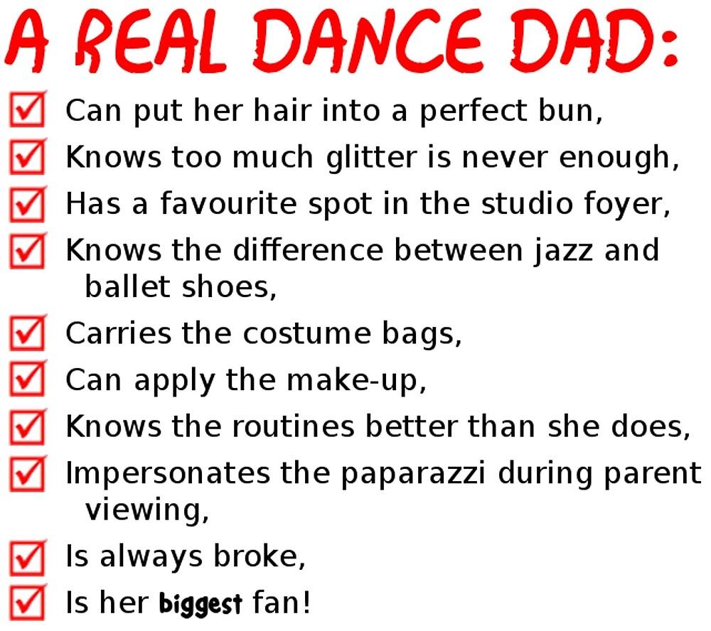 A REAL Dance Dad by Heath3827