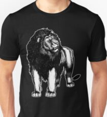 Pride Lion by Cheerful Madness!! Slim Fit T-Shirt
