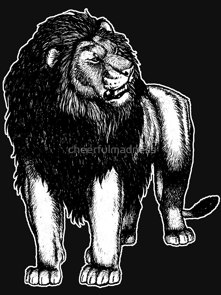 Pride Lion by Cheerful Madness!! by cheerfulmadness