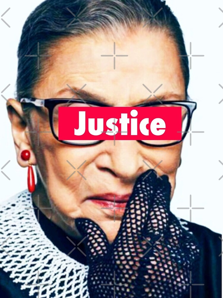 RBG - Supreme Court JUSTICE by Thelittlelord