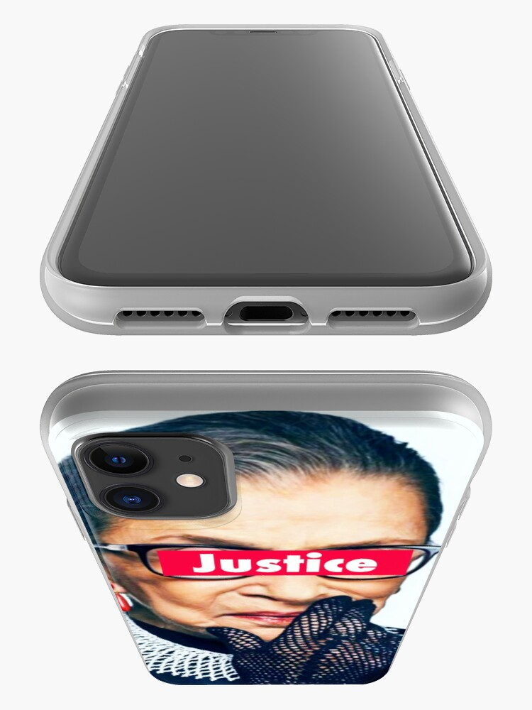 Alternate view of RBG - Supreme Court JUSTICE iPhone Case & Cover