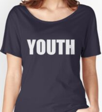Youth Women's Relaxed Fit T-Shirt