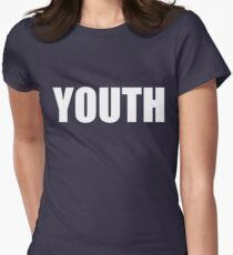 Youth Women's Fitted T-Shirt