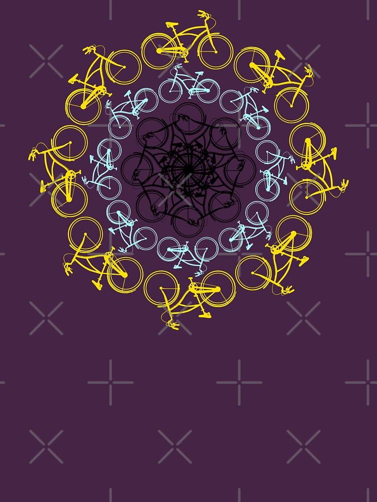 BICYCLING: The Cycle of Life by Sandra78