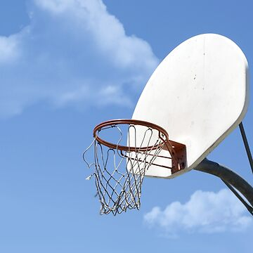 basketball hoop by leon9440