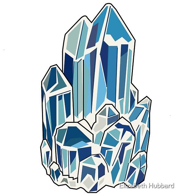 Mitch Grassi's Crystal tattoo  by Elizabeth Hubbard