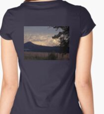 Medicine for mother earth Women's Fitted Scoop T-Shirt