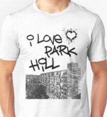 I Love Park Hill T-Shirt