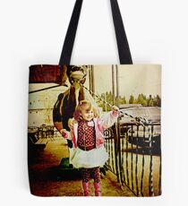 My pet cow Tote Bag