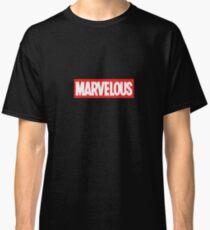 Marvelous Classic T-Shirt