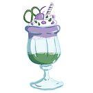 Genderqueer milkshake by BriPi