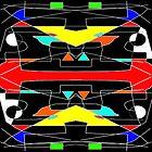 Deconstructing Cesar Manrique – a conceptual homage - Part 4 - Assymmetry by Tony Broadbent