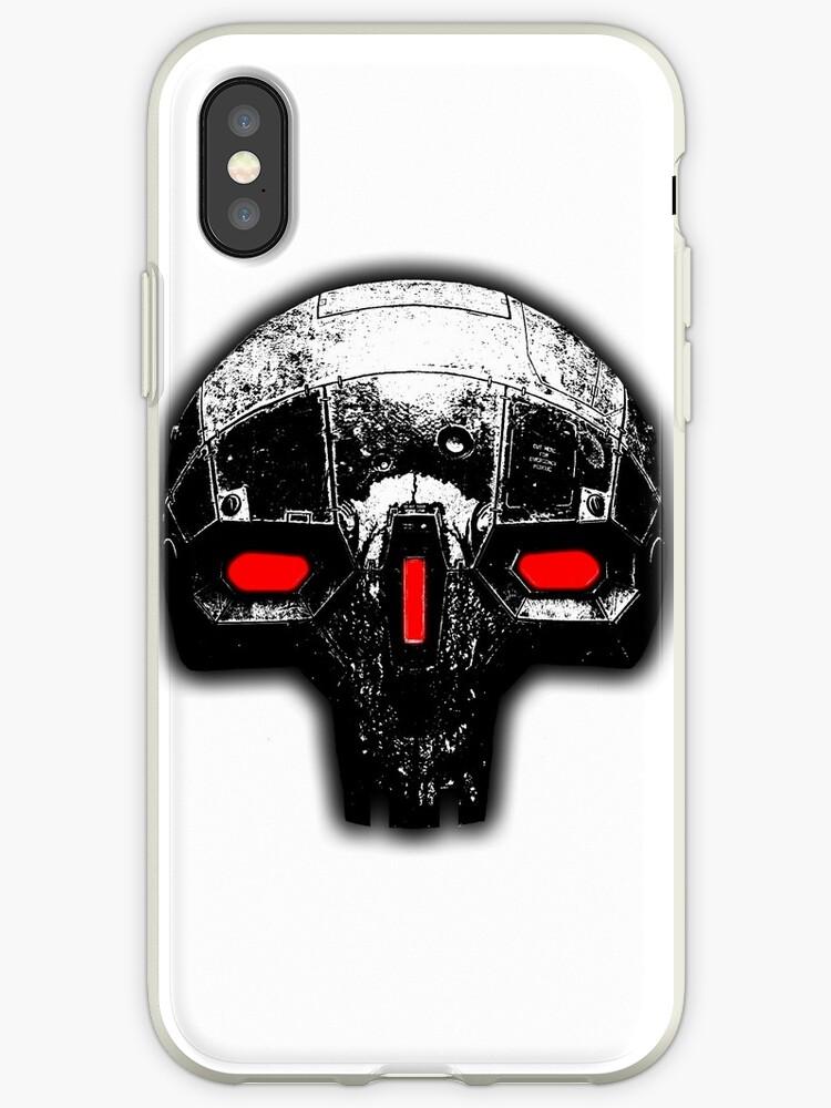 finest selection a5f34 3925a 'Atlas Head - MWO/Battletech' iPhone Case by VK707