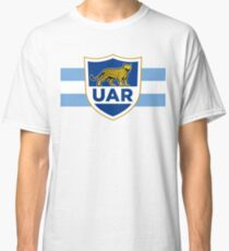ARGENTINA RUGBY - LOS PUMAS Classic T-Shirt