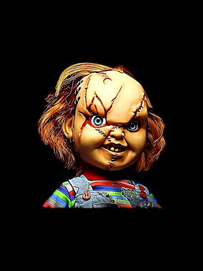 Chucky Good Guy Art Posters by biggeek  1c83b2080