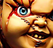 Chucky Good Guy Art